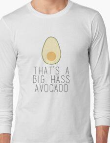 A Big Hass Avocado Long Sleeve T-Shirt