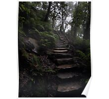 Forrest Stairs Poster