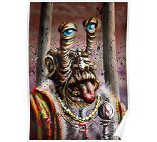 Garthog the Pestilent Poster