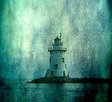 Lighthouse- Textured by MJD Photography  Portraits and Abandoned Ruins