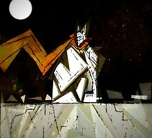 Moonlit Surface  by jatzt