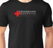 The Knick - Cross - Colored Clean Unisex T-Shirt