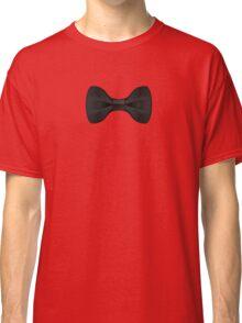 Simple Black Bow Tie Musician Classic T-Shirt