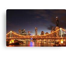 The Story Bridge, Brisbane Canvas Print