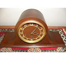 Seth Thomas Western Chime Clock  ~  1934 Photographic Print