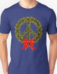 Peace Wreath T-Shirt