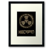 Miscreated Framed Print