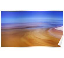 Lake Eyre, Outback South Australia 515 rb Poster