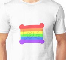 Gay Rights Design - Love Unisex T-Shirt