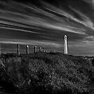 Kommetjie Lighthouse5 by Peter Wickham