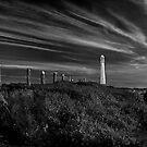 Kommetjie Lighthouse5 by Peter Wickham