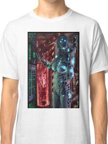 Cyberpunk Painting 068 Classic T-Shirt
