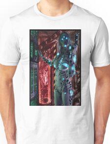 Cyberpunk Painting 068 Unisex T-Shirt
