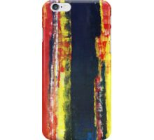 ABSTRACT UNTITLED V iPhone Case/Skin