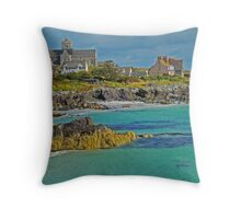 The Rugged Outpost Throw Pillow