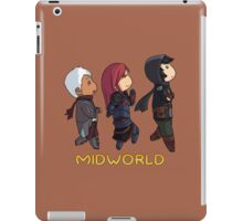 Midworld cute chibi trio iPad Case/Skin