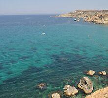 Ghajn Tuffieha - Malta by bugevans