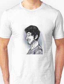 Grayscale Markiplier  T-Shirt