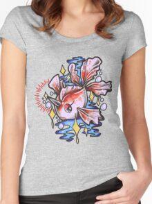 Goldeen Women's Fitted Scoop T-Shirt