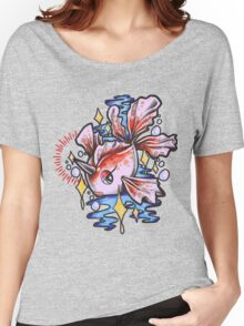 Goldeen Women's Relaxed Fit T-Shirt