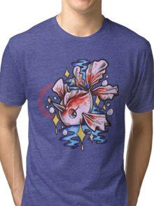 Goldeen Tri-blend T-Shirt