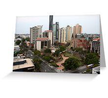 Brisbane Greeting Card