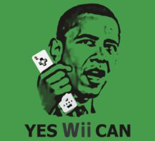Yes Wii Can - Barack Obama T-Shirt