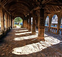 Chipping Campden Market Hall by John Dalkin
