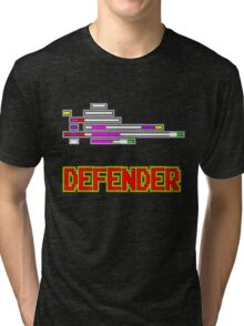 You are the DEFENDER! Tri-blend T-Shirt
