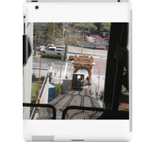 Angel's Flight Train iPad Case/Skin