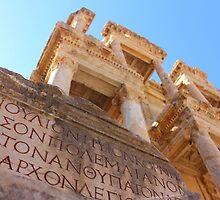 Ephesus  by Pippa Carvell