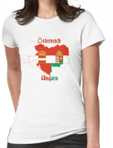 Austria Hungary Womens Fitted T-Shirt
