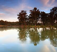 Horseshoe Lagoon Sunset by Cameron B