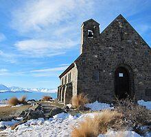Church of the Good Shepherd by scruffycat