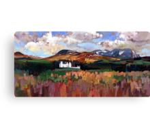 Blair Castle Canvas Print