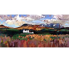 Blair Castle Photographic Print