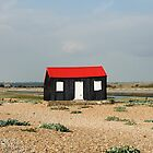 Beach Hut by theunseenworld