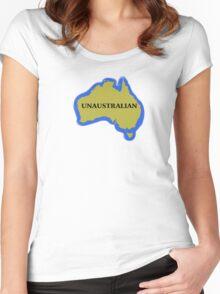 Unaustralian Women's Fitted Scoop T-Shirt