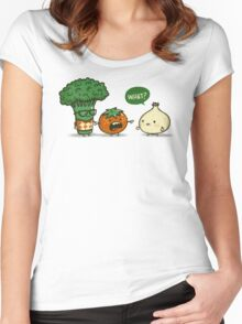 Accidental Bully Women's Fitted Scoop T-Shirt