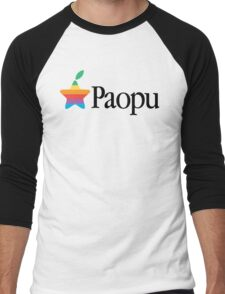Paopu Men's Baseball ¾ T-Shirt