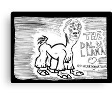 The Dalai Llama Canvas Print