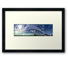 Bluff Point Wind Farm Gates, Woolnorth...NW Tassie Framed Print