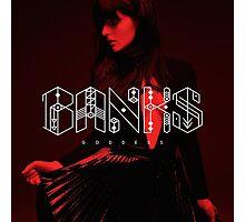 BANKS Photographic Print