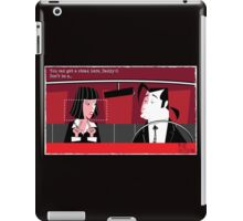 Don't Be A Square iPad Case/Skin