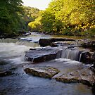 River Dart Cascades by Alex Cassels