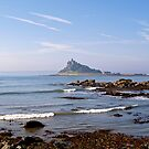 St. Michael's Mount by Alex Cassels
