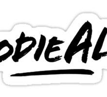 HOODIE ALLEN I Sticker