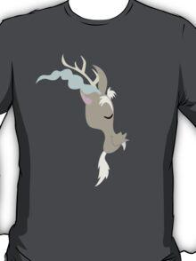 Discord silhouette (No boarder) T-Shirt