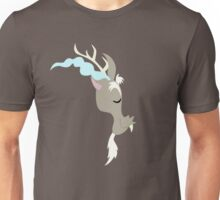 Discord silhouette (No boarder) Unisex T-Shirt