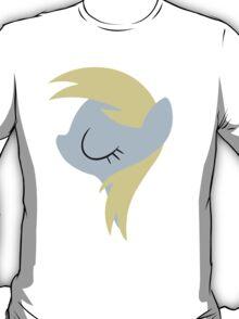 Derpy silhouette (No boarder) T-Shirt